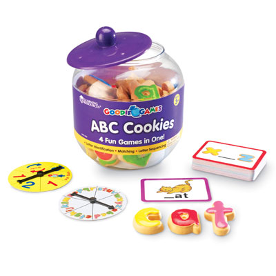 Goodie Games ABC Cookies - by Learning Resources - LER1183