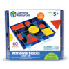 Attribute Blocks Desk Sets - by Learning Resources - LER1270