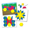 Magnetic Pattern Block Activity Set - by Learning Resources - LER1289