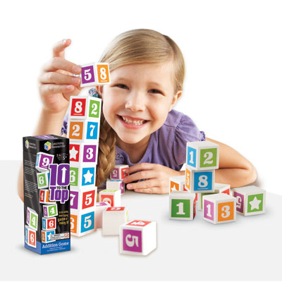 10 to the Top Addition Game - by Learning Resources - LER1767