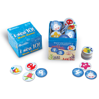 I Sea 10! Maths Game - by Learning Resources - LER1771
