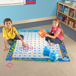 Make a Splash 120 Activity Mat - by Learning Resources