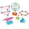 Geometric Shapes Building Set - by Learning Resources - LER1776