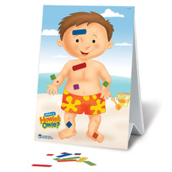 Where is Howie's Owie? - by Learning Resources