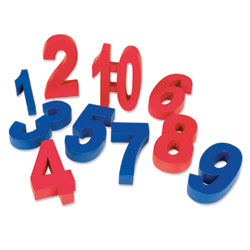 Weighted Numbers - Set of 10 - by Learning Resources
