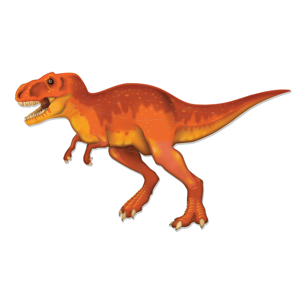 Buy Jumbo Dinosaur Floor Puzzle T Rex By Learning