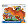 Jumbo Dinosaur Floor Puzzle T-Rex - Set of 20 Pieces - by Learning Resources - LER2389