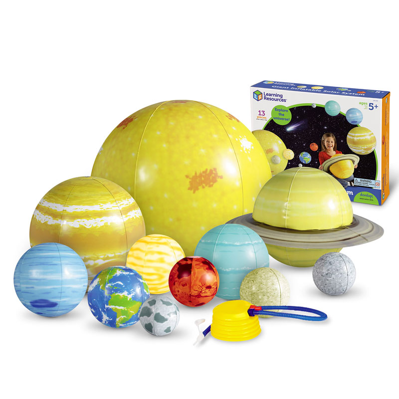 Inflatable Solar System Set - by Learning Resources - LER2434