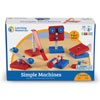 Simple Machines Building Set - Set of 63 Pieces - by Learning Resources - LER2442