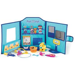 Pretend & Play Pet Vet Hospital - by Learning Resources