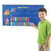 Attendance Pocket Chart - by Learning Resources - LER2685