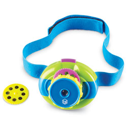 Primary Science 2-in-1 Headlamp Projector - by Learning Resources