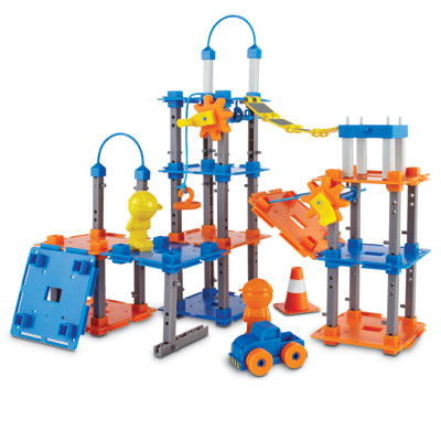 City Engineering & Design Building Set - by Learning Resources - LER2843