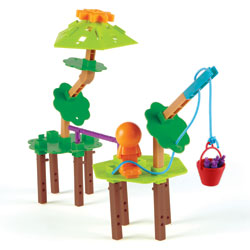 Tree House Engineering & Design Building Set - by Learning Resources