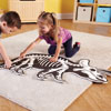 Jumbo Dinosaur Floor Puzzle Triceratops - by Learning Resources - LER2857