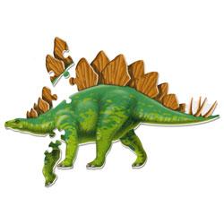 Jumbo Dinosaur Floor Puzzle Stegosaurus - by Learning Resources