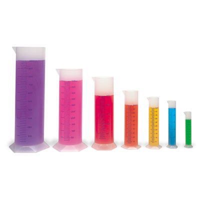 Graduated Cylinders - Set of 7 - by Learning Resources - LER2906