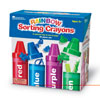 Rainbow Sorting Crayons - by Learning Resources - LER3070