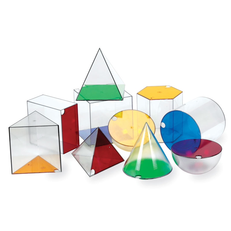 Giant GeoSolids - by Learning Resources - LER3208