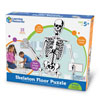 Skeleton Foam Floor Puzzle - by Learning Resources - LER3332