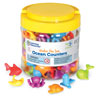 Under the Sea Ocean Counters - Set of 72 - by Learning Resources