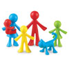 All About Me Family Counters - Set of 24 - by Learning Resources - LER3660