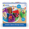 Create-a-Space Storage Centre - by Learning Resources - LER3806
