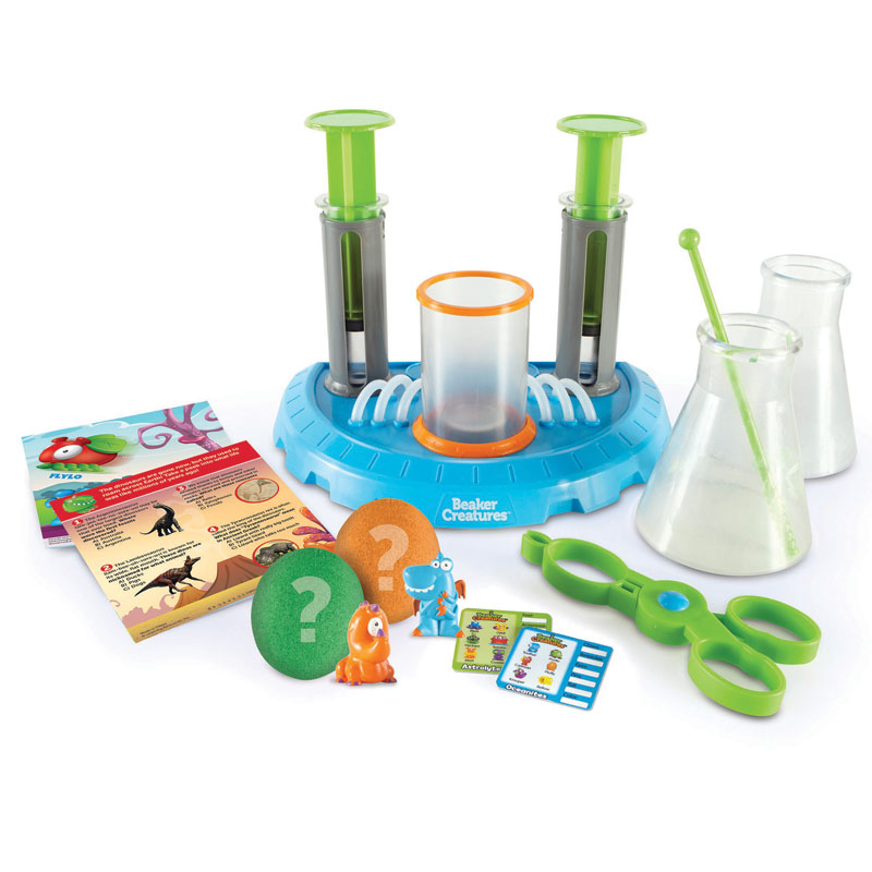 Beaker Creatures Liquid Reactor Super Lab - by Learning Resources - LER3813