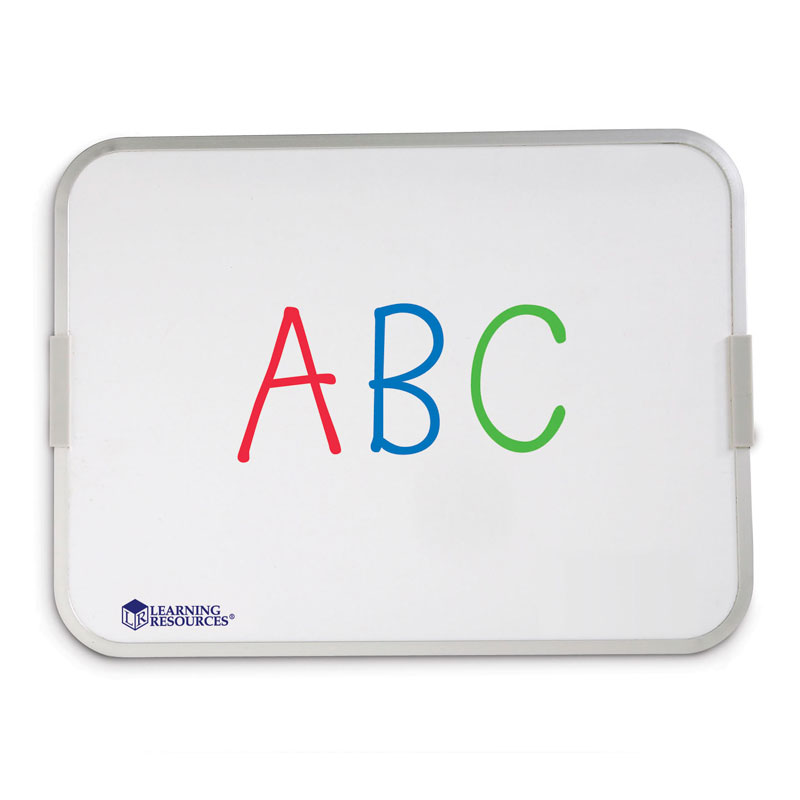 Magnetic Student Wipe Clean Boards - Set of 10 - by Learning Resources - LER4278
