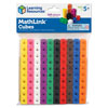 MathLink Cubes - Set of 100 - by Learning Resources - LER4285