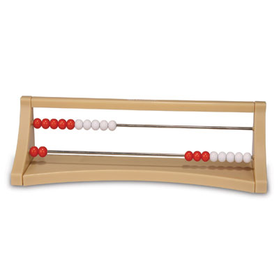 2-Row (20-Bead) Rekenrek Counting Frame - by Learning Resources - LER4358