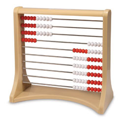 10-Row Rekenrek Counting Frame - by Learning Resources