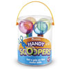 Handy Scoopers - Set of 4 - by Learning Resources - LER4963