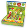 Veggie Farm Sorting Set - includes 46 pieces - by Learning Resources - LER5553
