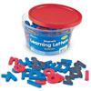 Soft Foam Magnetic Lowercase Learning Letters - Set of 104 - by Learning Resources