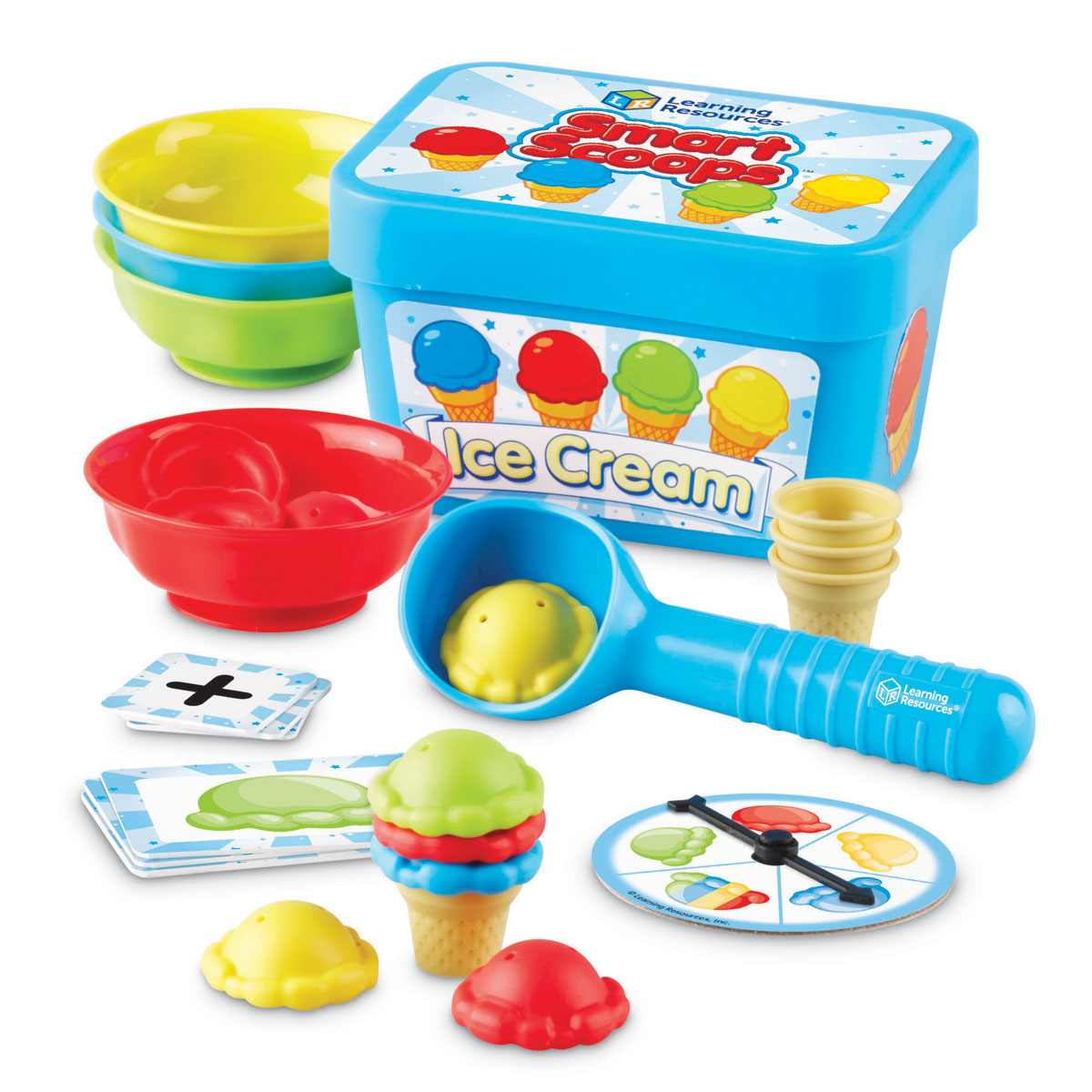 Buy Smart Scoops Maths Activity Set - by Learning Resources ...