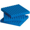 Interlocking Base 10 Plastic Flats - Set of 10 - by Learning Resources