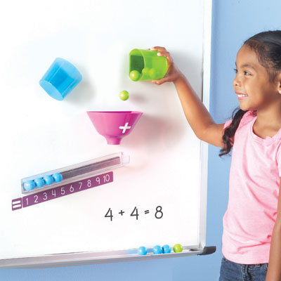 Magnetic Addition Machine - by Learning Resources - LER6368