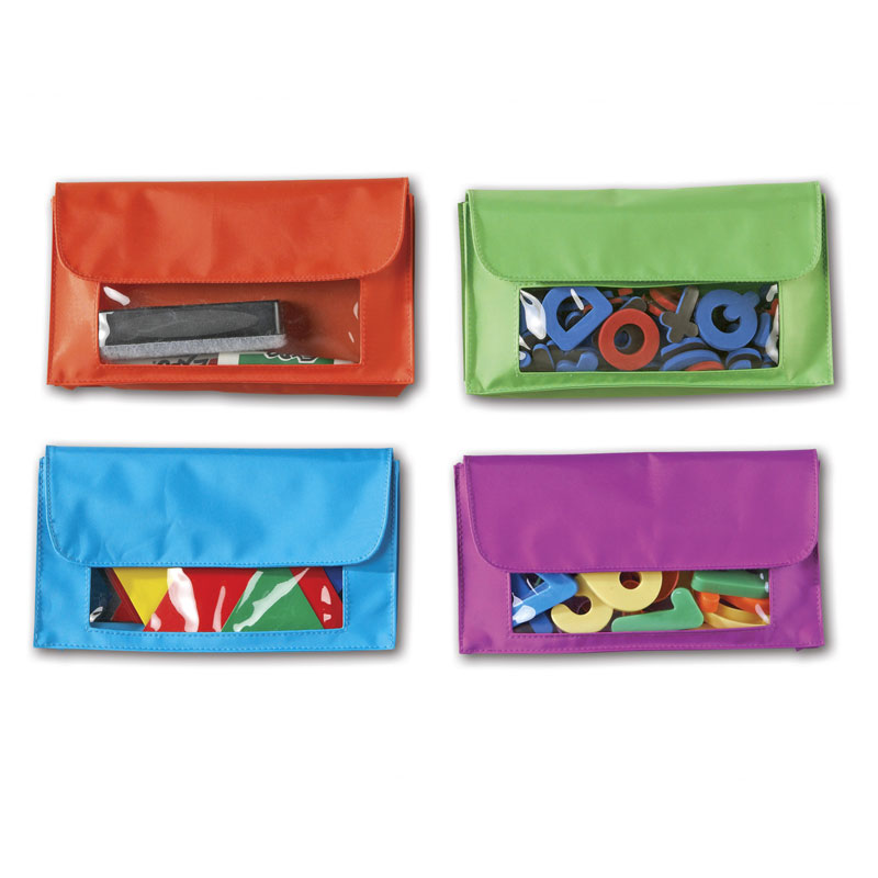 Magnetic Storage Pockets - by Learning Resources - LER6447