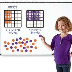 Giant Magnetic Array Demonstration - by Learning Resources