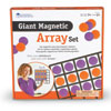 Giant Magnetic Array Demonstration - by Learning Resources - LER6648