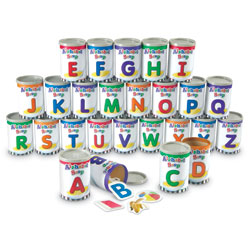 Alphabet Soup Sorters - by Learning Resources