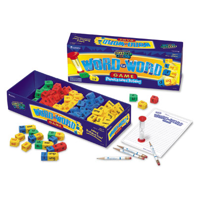 Word for Word Word Building Phonics Game - by Learning Resources - LER7180