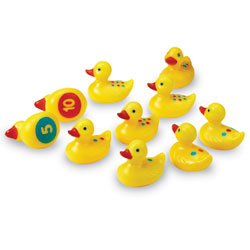 Smart Splash Number Fun Ducks - Set of 10 - by Learning Resources