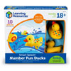 Smart Splash Number Fun Ducks - Set of 10 - by Learning Resources - LER7301