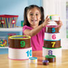 Smart Snacks Stack & Count Layer Cake - by Learning Resources - LER7312