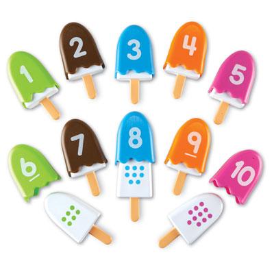 Smart Snacks Number Pops - by Learning Resources - LER7344