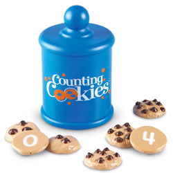 Smart Snacks Counting Cookies - by Learning Resources