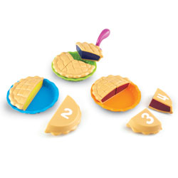 Smart Snacks Puzzle Pies - by Learning Resources