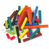 Wooden Cuisenaire Rods Introductory Set - (in a tray) - by Learning Resources - LER7501